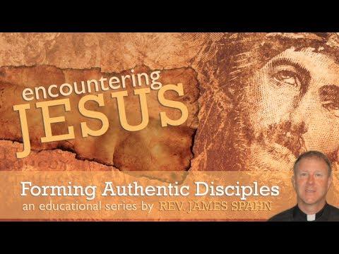 Encountering Jesus    01-08-2014