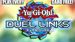 Yu-Gi-Oh! Duel Links | Use Every Card In Duel Links For Free! (No Hack/Mod) 100% Legit!