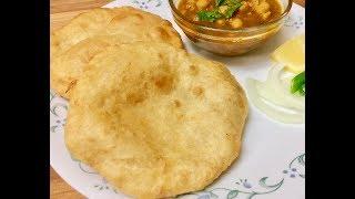 Wheat Bhatura Recipe in Hindi/ ऐसे बनाए परफेक्ट  भटूरे...