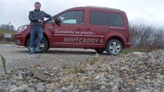 MiniTest - Volkswagen Caddy 2,0 TDI Generation Four