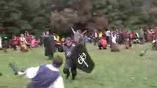 Dagorhir's Badon Hill 2006 - The Big Rez Battle