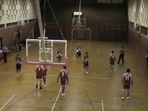 Pedro Nunes VS CRF 2008