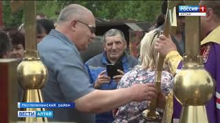 Предприниматель и фермер вернули церковь жителям села Калмыцкие мысы