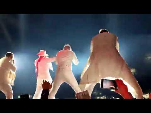 We got it goin on Bon Jovi MetLife 7/25 - YouTube