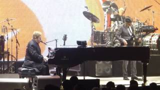 """Looking Up"" Elton John@Giant Center Hershey, PA 9/23/16"