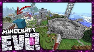 TAKING EVO NEWS WORLDWIDE!? | Minecraft Evolution SMP | #76