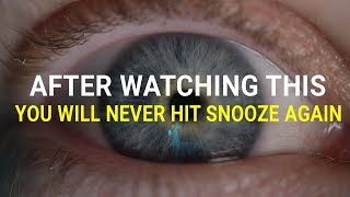 This is Why You Can't Wake Up In The Morning | Motivational Speech 2019