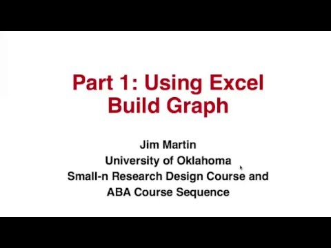 Graphing Multi-Baseline Multiple-Probe Design Using Excel and Word
