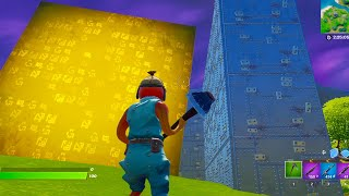 Cube vs New Armored Walls
