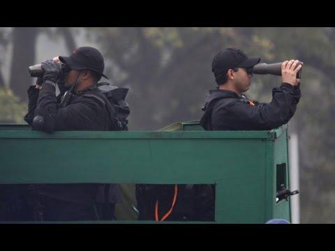 Terror Alert In Gujarat   Security Tightened Across State
