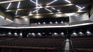 Акустическая система Meyer Sound Constellation в концертном зале Logomo (Турку, Финляндия)