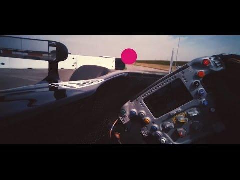 Qué ve un piloto de fórmula 1 cuando maneja