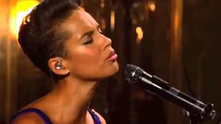 Alicia Keys ft. Kathleen Battle - Ave María & Not Even The King