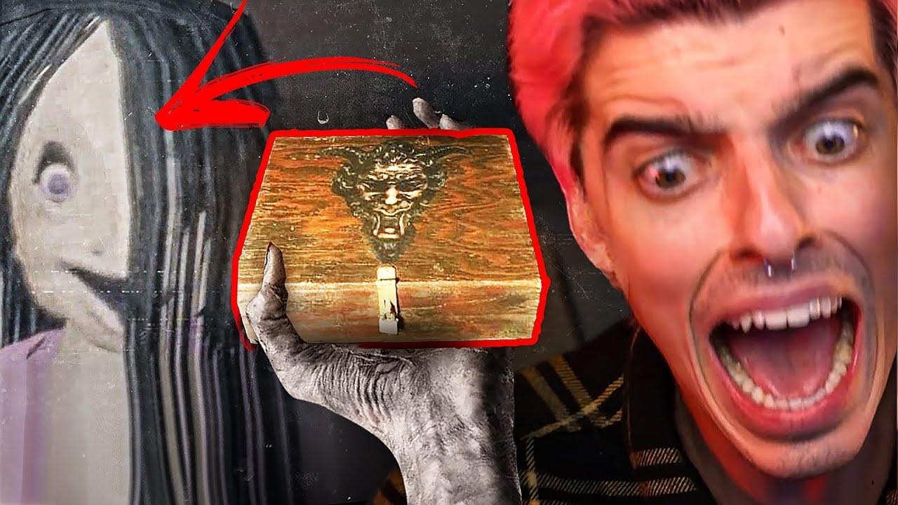 Recebi um presente do demônio… NÃO ASSISTA DE NOITE!