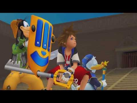 Kingdom Hearts HD 1.5 Remix trailer reveals high-def boss battles and more