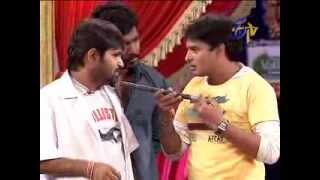 Jabardasth - Chalaki Chanti Performance on 19th December 2013