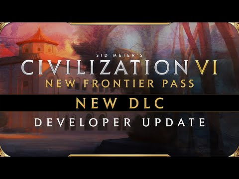 Civilization VI - September 2020 DLC | New Frontier Pass