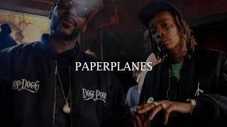 "[FREE] Curren$y x Wiz Khalifa Type Beat -""Paperplanes"" | 2019 Type Beat prod. by YFG"
