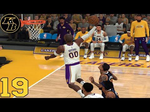 NBA 2K21 MyCAREER Mamba Forever | First Dunk vs Jazz Ep.19 |
