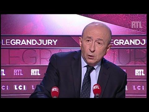 """Collomb loue """"le poids de l'expérience de Bayrou"""" et espère le ralliement de Borloo"""