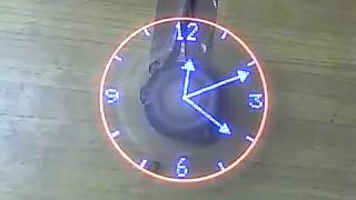 Electronic Project : Propeller Fan Led Clock