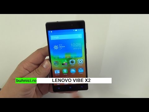 Lenovo Vibe X2 unboxing & review (www.buhnici.ro)