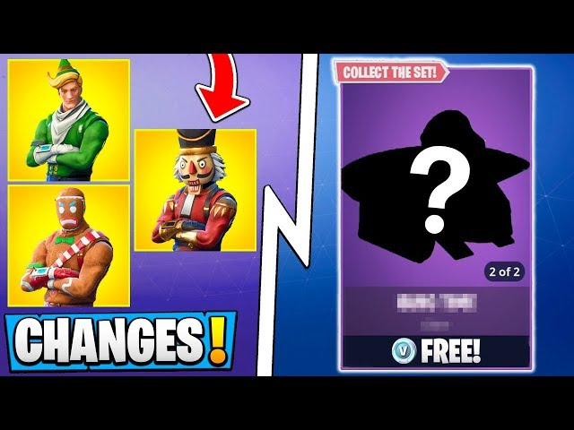 *ALL* Fortnite 7.10 Changes! | Free Items, 14 Days Event, Heavy AR Nerf!
