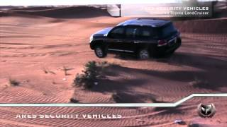 Ares Security Vehicles Workshop Overview