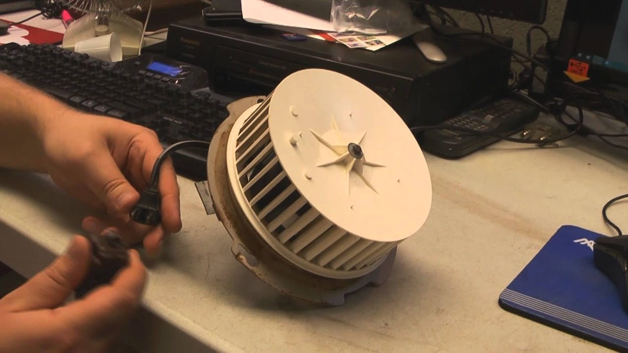 Bathroom Vent Fan >> NuTone 8672 Vent-A-Lite Revisited, with New Lens - YouTube