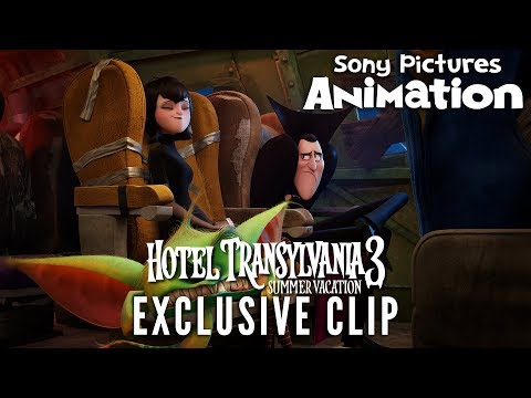Welcome Aboard Gremlin Air | HOTEL TRANSYLVANIA 3: SUMMER VACATION