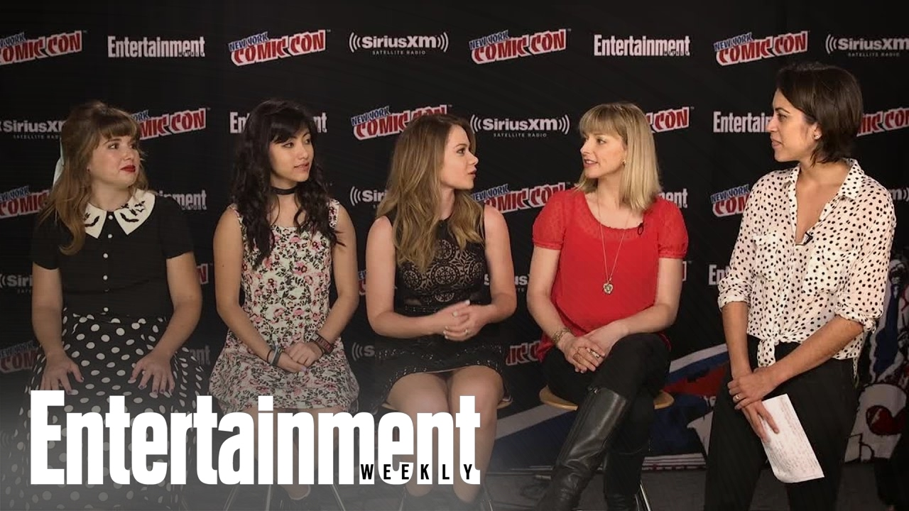 The Powerpuff Girls Cast  Writer On Making The Show -9330