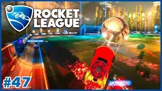 Maçın adamı I Rocket League Türkçe Multiplayer I 47. Bölüm
