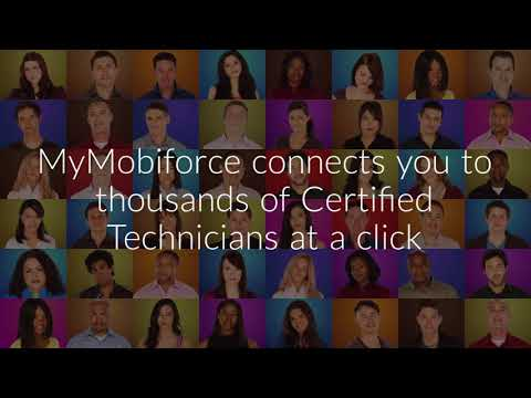 MyMobiforce - Workforce as a Service