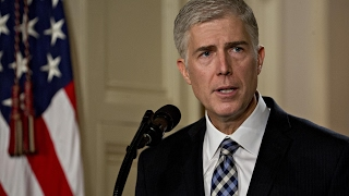Trump Picks Religious-Rights Backer Gorsuch for High Court - Radio NetNEWS