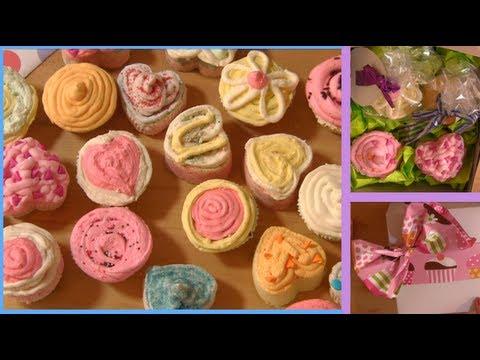 DIY ACNE, Youthful SKIN, & Silky HAIR Cupcake Bath Bomb (Gift Ideas ...