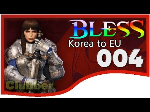 ▌Bless Online▐ № 004 ★ Englisch mit kleinen Wölfchen (Korea nach EU)★ @BlessOnline #BlessOnline