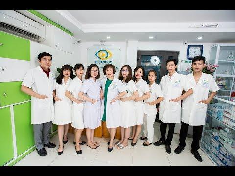 Phòng khám Mắt Bích Ngọc theo quy chuẩn quốc tế ICCE