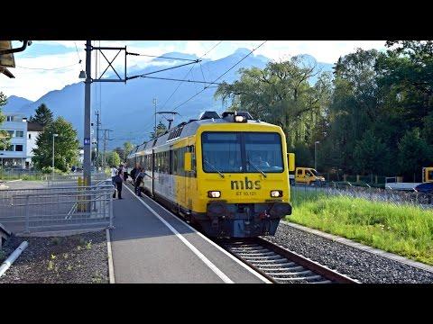 Züge Schaan-Vaduz (Liechtenstein)