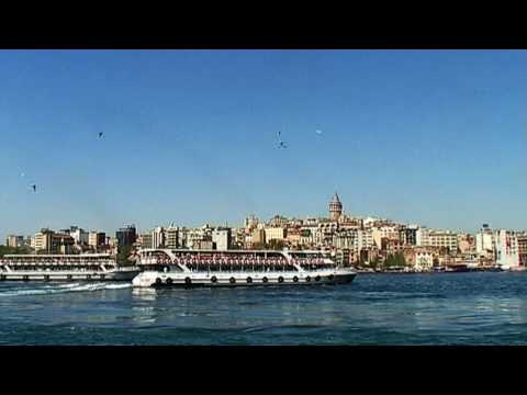 Turkey 7 : Istanbul - boattrip over the Bosphorus