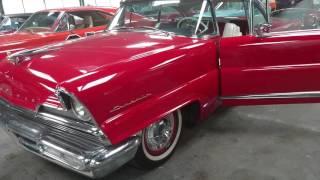 Amazing 1956 Lincoln premiere 66autoshop