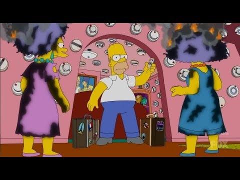 The Simpsons - Homer's Anti-smoke System