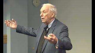Robert W. Corell Maniac Lecture, November 13, 2018
