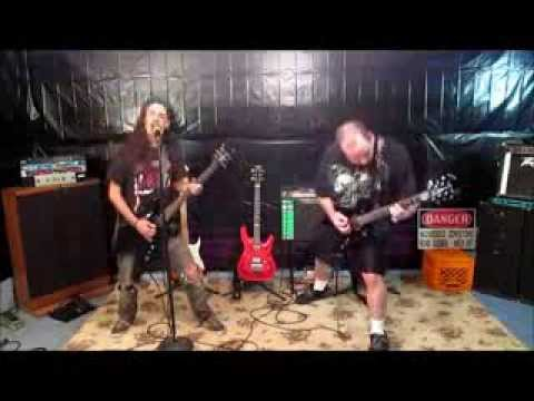 Megadeth Black Curtains Cover By CRUCIFER YouTube