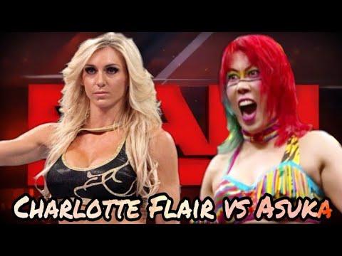 WWE 2K17 Asuka vs Charlotte Flair RIVALRY BEGINS thumbnail