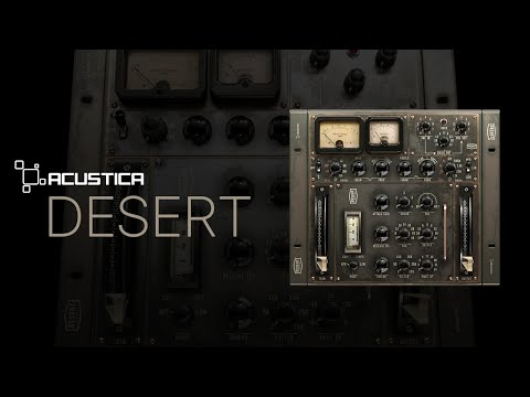DESERT | Demo | Iconic 60s vintage sound for your mix