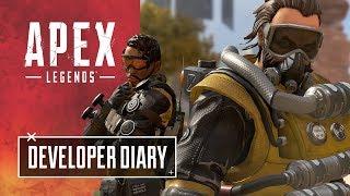 Apex Legends Launch Developer Diary