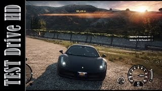 Ferrari 458 Italia - Need for Speed: Rivals - Test Drive [HD]