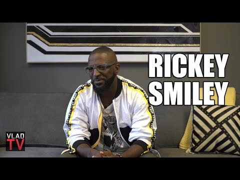Rickey Smiley on Getting Shot During Drug Robbery, Never Dealing Himself Part 1