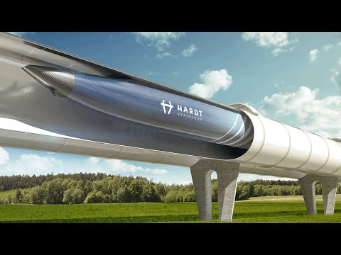 The Race to Build the World's First Hyperloop