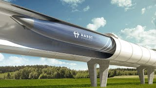 The Race to Build the World's First Hyperloop   The B1M